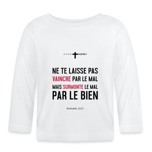 Mal ou Bien - T-shirt manches longues Bébé