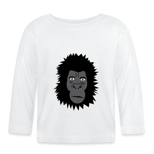 Gorilla - Baby Langarmshirt