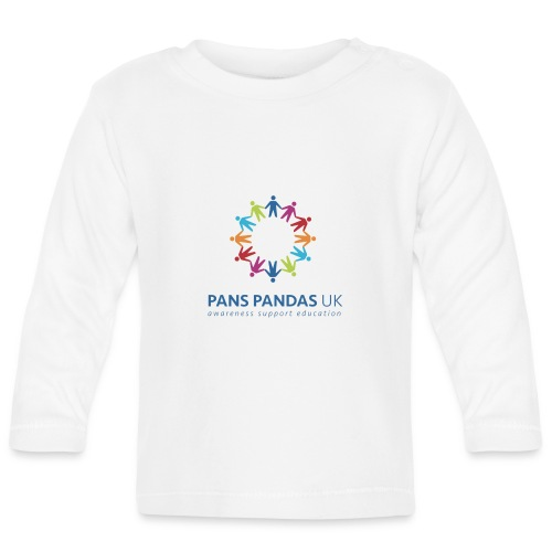 PANS PANDAS UK - Baby Long Sleeve T-Shirt
