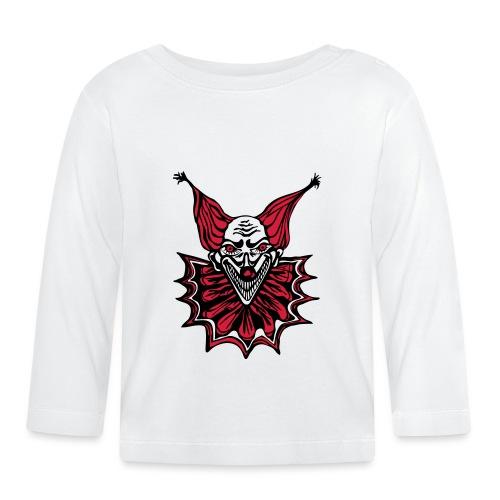 The Clown - Baby Long Sleeve T-Shirt