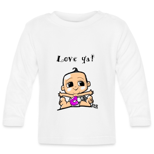 baby girl color - T-shirt