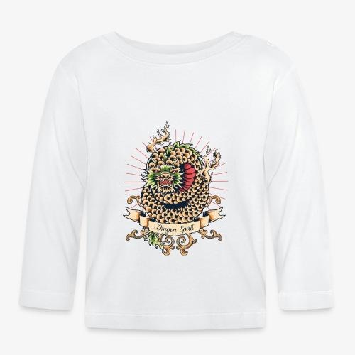 Esprit de dragon - T-shirt manches longues Bébé