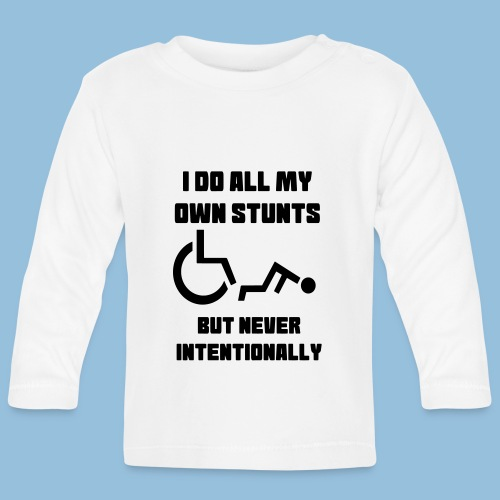 I do all my own stunts 003 - T-shirt