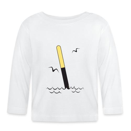 FP25 ETELÄVIITTA Merimerkit funprint24 net - Vauvan pitkähihainen paita