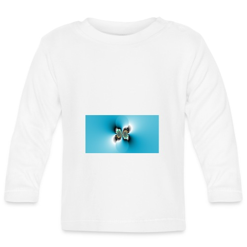 Fractal 4 - Baby Long Sleeve T-Shirt