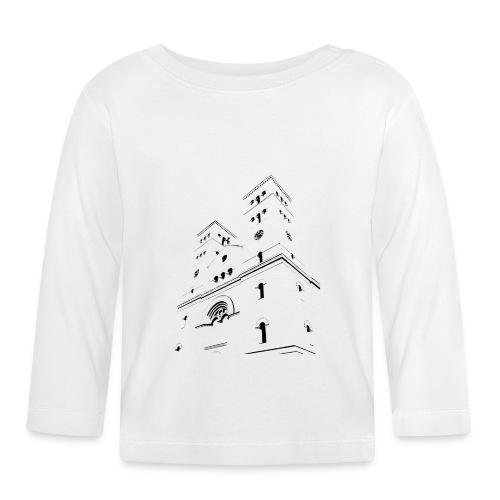 Church - Koszulka niemowlęca z długim rękawem
