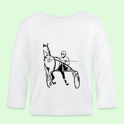 Le Trotteur - T-shirt manches longues Bébé