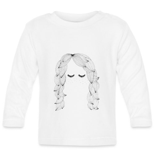 Freckled - Baby Long Sleeve T-Shirt