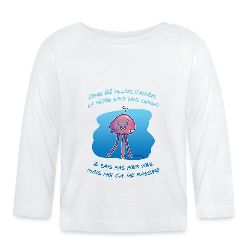 Meduse - T-shirt manches longues Bébé