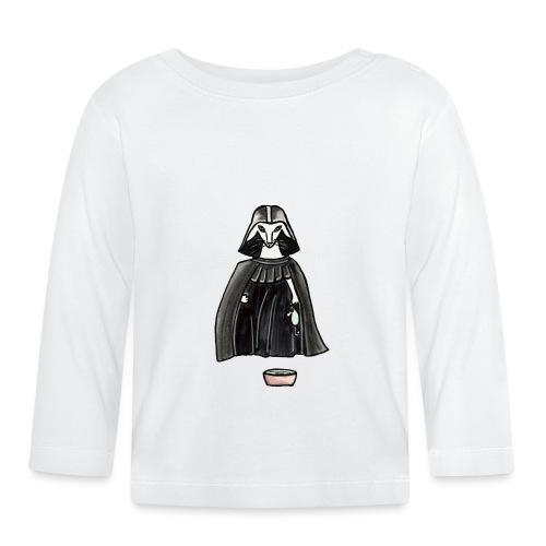 Darth Albert - Långärmad T-shirt baby
