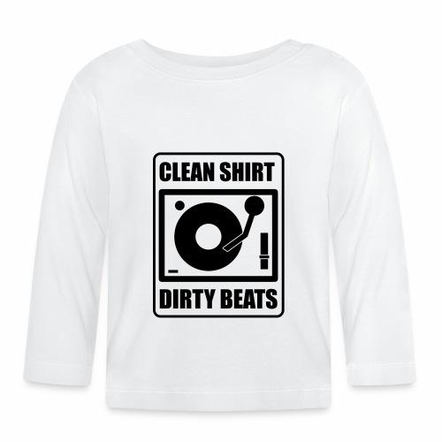 Clean Shirt Dirty Beats - T-shirt