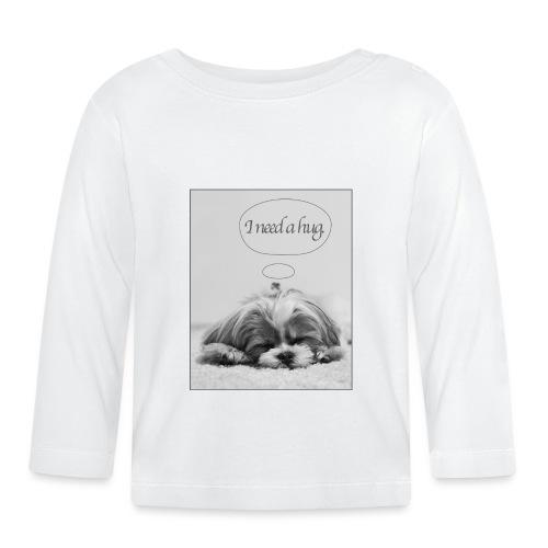 I Need A Hug: Phone Case - Baby Long Sleeve T-Shirt