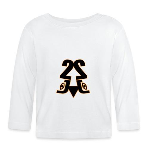 2J - Langærmet babyshirt