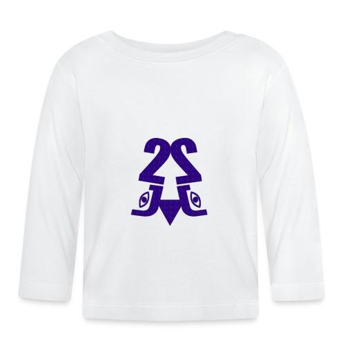 2J_Water - Langærmet babyshirt