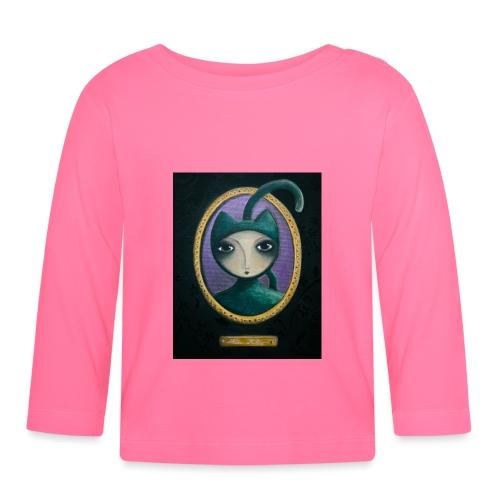 Miss Kitty t-shirt - T-shirt manches longues Bébé