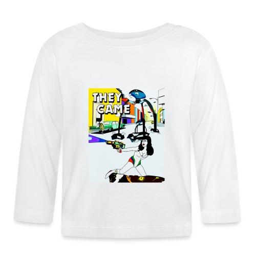 Poster femme - Langarmet baby-T-skjorte