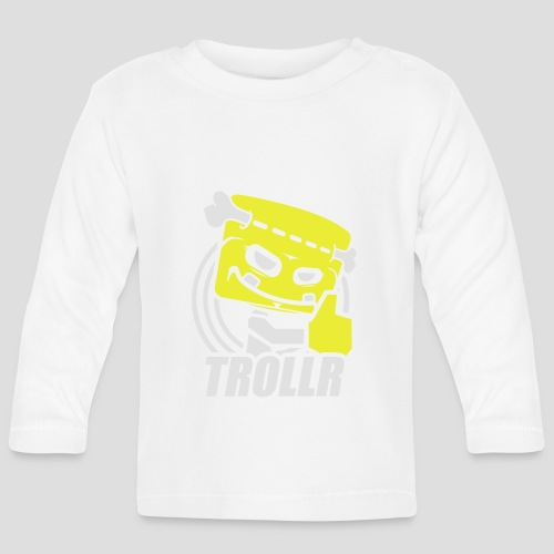 TROLLR Like - T-shirt manches longues Bébé