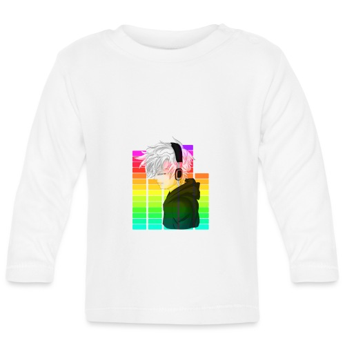 Electronic Music - Anime - Baby Long Sleeve T-Shirt