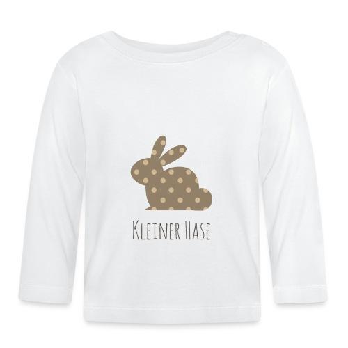Kleiner Hase - Baby Langarmshirt