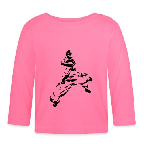 kungfu - Baby Long Sleeve T-Shirt