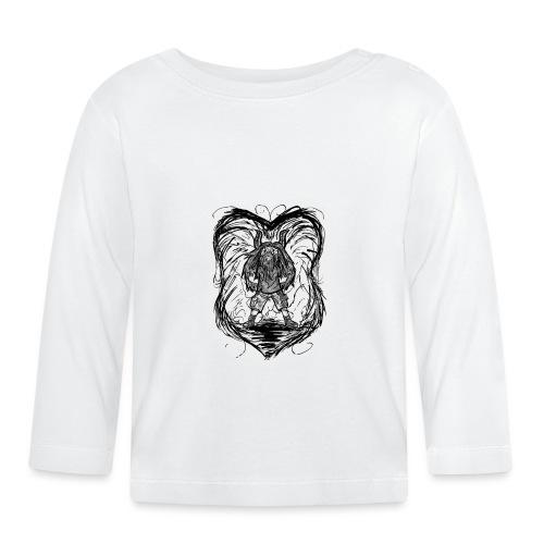 Horned Metalhead - Baby Long Sleeve T-Shirt