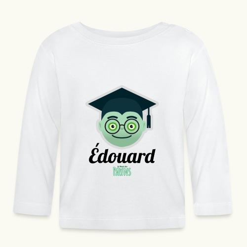 Édouard (Le monde des Pawns) - T-shirt manches longues Bébé