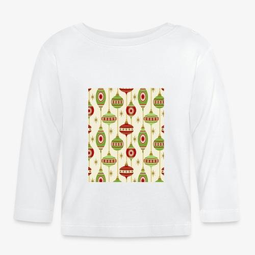 Motif Coloré & étoilé - T-shirt manches longues Bébé