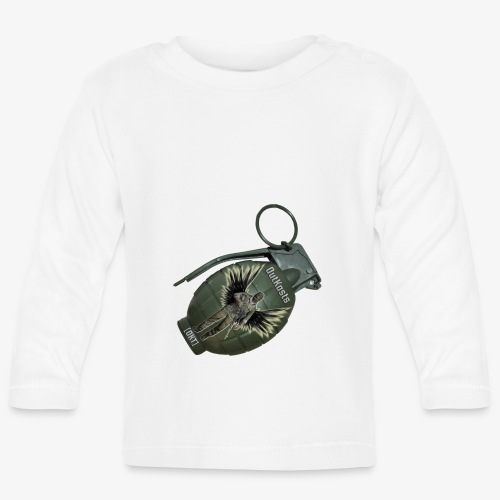 OutKasts Grenade Side - Baby Long Sleeve T-Shirt