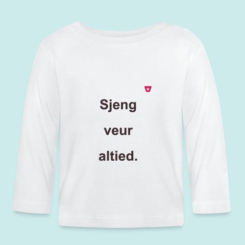 Sjeng veur altied b - T-shirt