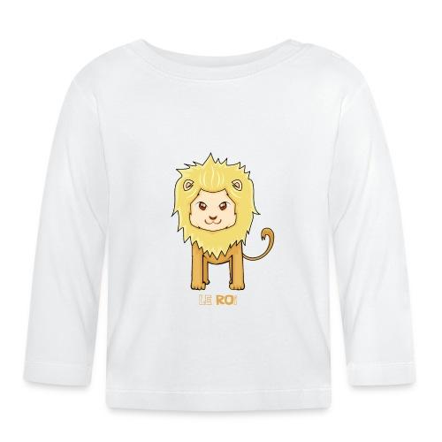 Le roi - T-shirt manches longues Bébé