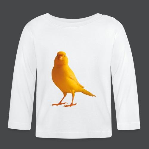 Kanarienvogel - Baby Langarmshirt