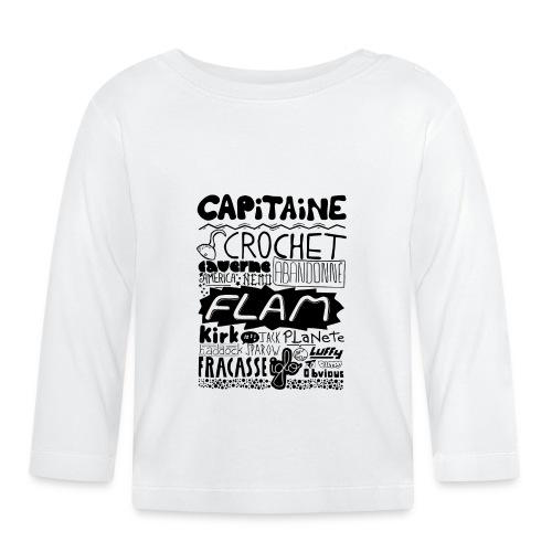 capitaine - T-shirt manches longues Bébé