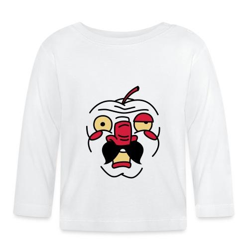 pomme man - T-shirt manches longues Bébé