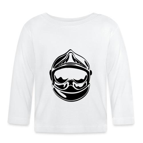 casque_face_2 - T-shirt manches longues Bébé