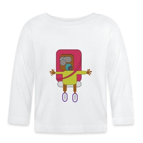 13 - T-shirt manches longues Bébé