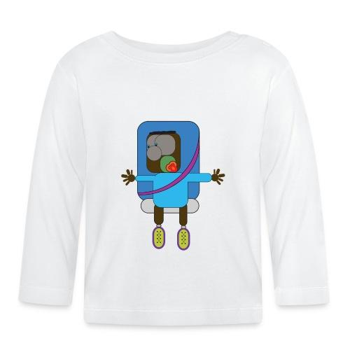 15 - T-shirt manches longues Bébé