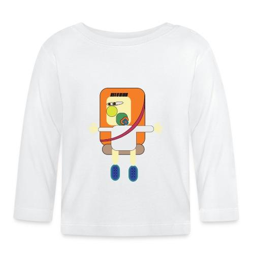 12 - T-shirt manches longues Bébé