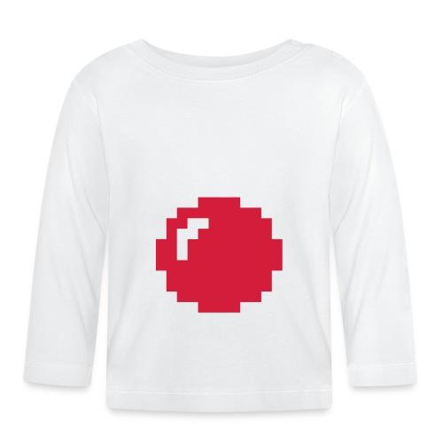 Retro Gaming Bomb - Baby Long Sleeve T-Shirt