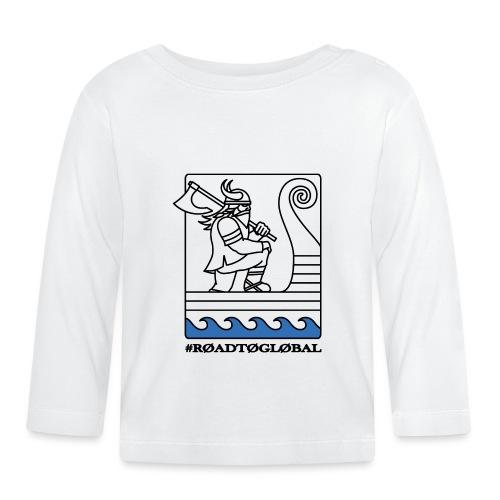 ROAD TO GLOBAL CS:GO - Baby Long Sleeve T-Shirt