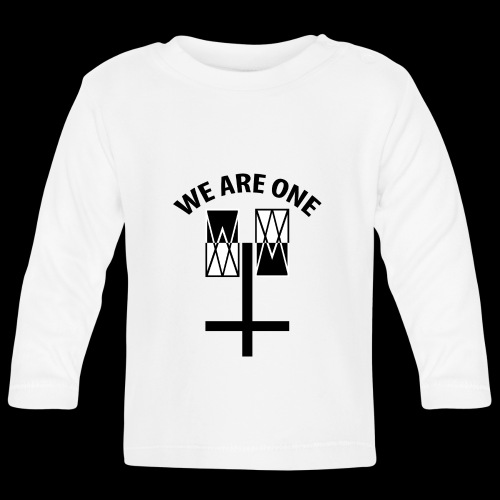 WE ARE ONE x CROSS - T-shirt