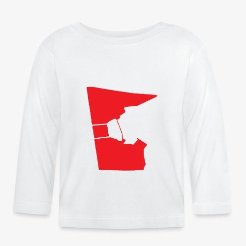 RWS hjälm - Långärmad T-shirt baby