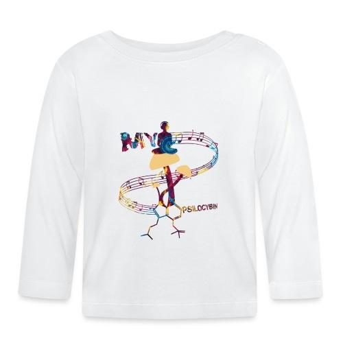 My Psilocybin (Dark) - Långärmad T-shirt baby