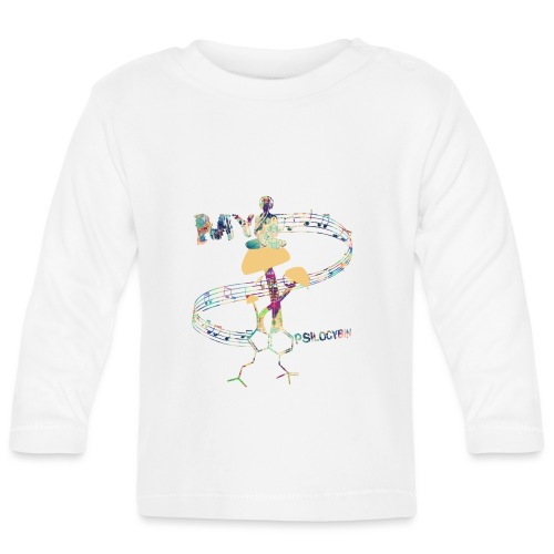 My Psilocybin (Light) - Långärmad T-shirt baby