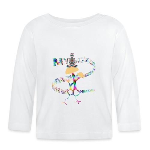My Psilocybin (Psychadelic) - Långärmad T-shirt baby