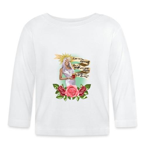 Mama RuPaul - Camiseta manga larga bebé