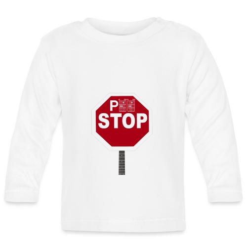 Pee Stop for Concert Goers! - Baby Long Sleeve T-Shirt