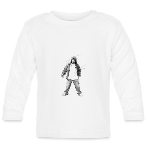 BLADE - Baby Long Sleeve T-Shirt