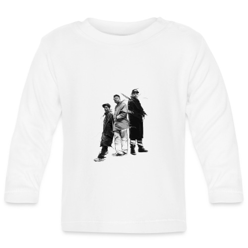 3 KNIGHTS (STANDING OVATION) - Baby Long Sleeve T-Shirt