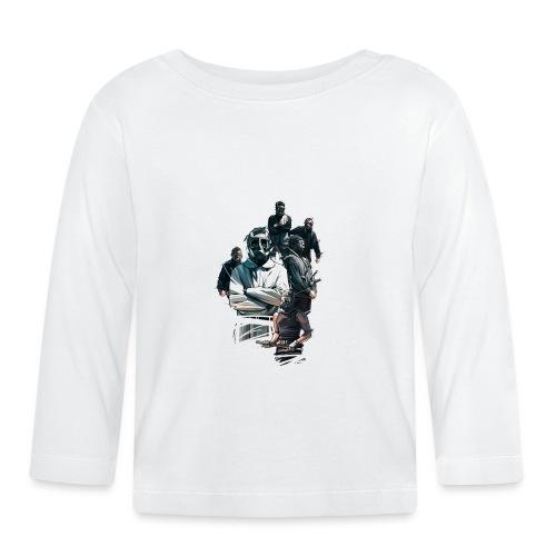 Hijack - Baby Long Sleeve T-Shirt