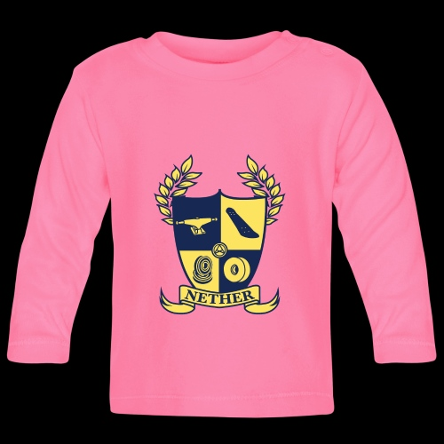 Nether College T-Shirt - Maglietta a manica lunga per bambini